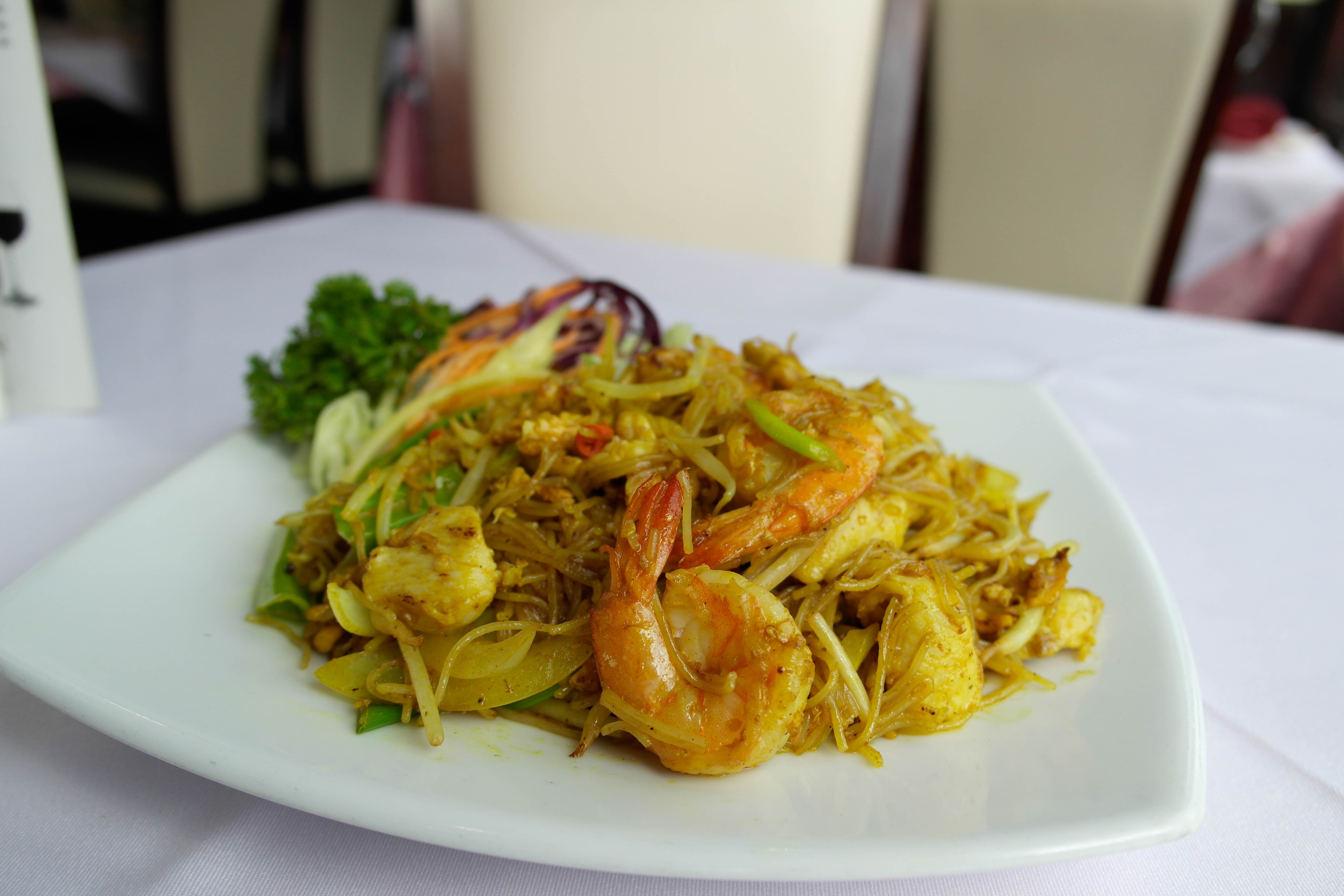 Mantanahthai thai food in south norwood se25 for Authentic thai cuisine portland or
