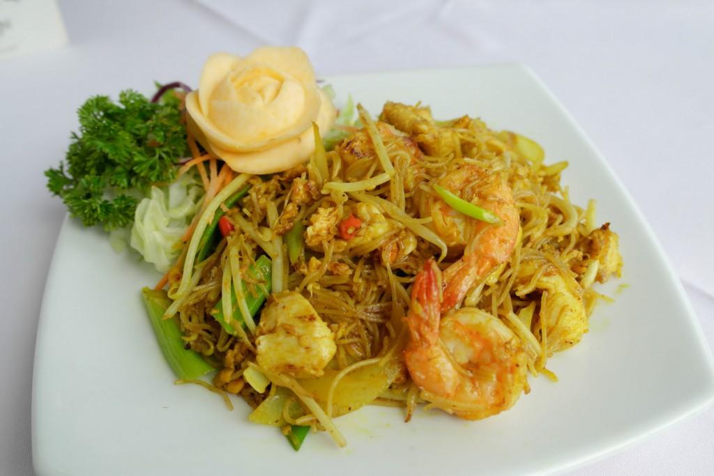 S2 Singapore Noodles